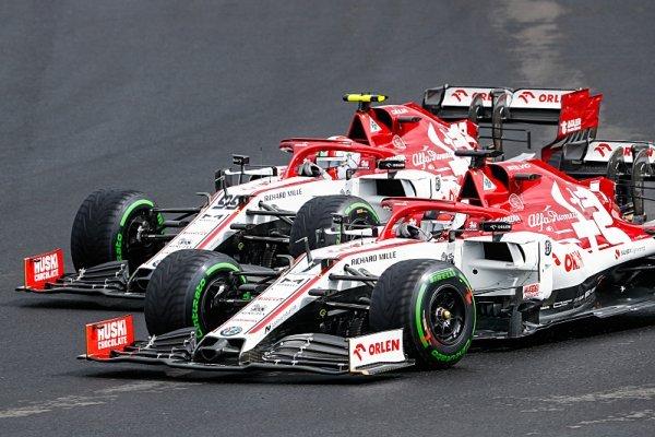 Räikkönen byl poprvé poslední v kvalifikaci