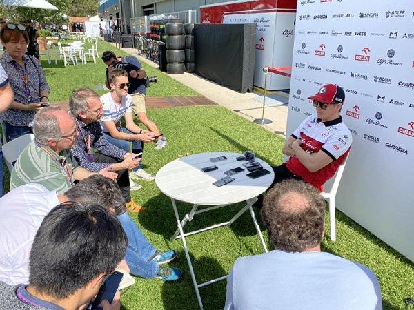 Räikkönen smlouvy nečte