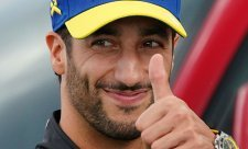 Ricciardo vyloučil jen přestup do vězení