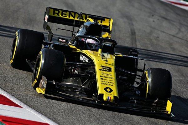 Ricciardo utrpěl jen modřiny