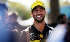 Renault čeká na Ricciardovo rozhodnutí