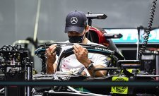 Russell už zná rozhodnutí Mercedesu