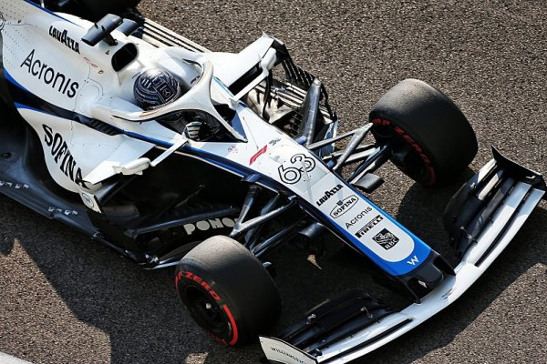 Bude Williams FW43B růžový?