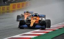McLaren těší prestiž, ne prachy