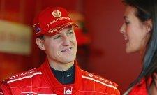 Bezohledný Schumacher měl blbé nápady