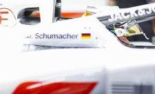 Schumacherova zimní příprava není ideální