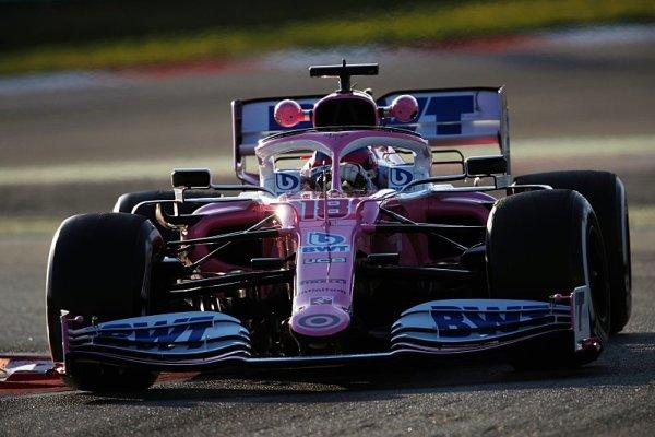 Racing Point RP20 je prý klonem Mercedesu