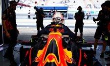 Verstappen má výkonnostní klauzuli