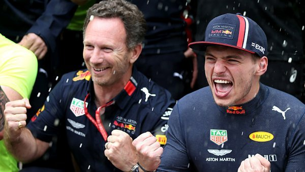 Verstappen zůstane v Red Bullu do roku 2023