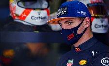 Verstappen zůstal v čele i odpoledne