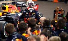 Verstappenův snadný život díky startu