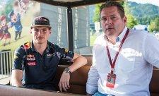 Verstappen se konečně vyrovnal svému otci