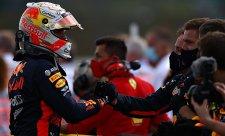 Podle Hornera Verstappen vyhrát nemohl