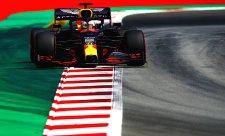 Proč to Verstappen nezkusil na tvrdších pneumatikách?