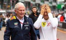 Vettel se poptával i u Red Bullu