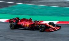 Vettelovi nabídli jen roční kontrakt