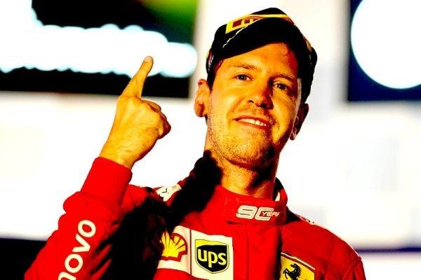 Vettel má konečně v rukou smlouvu