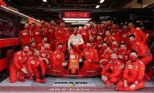Vettel se rozloučil pěknou písničkou