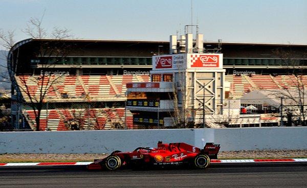 Vettel očekává těsný druhý závod v Rakousku
