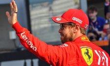 Ferrari potvrdilo Vettelův odchod