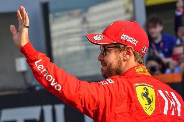 Vettel zůstává fanouškem Ferrari