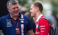 Vettel nebude pro Racing Point vůbec drahý