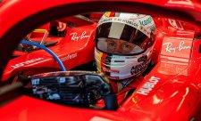 Mugello vidělo Vettelův návrat