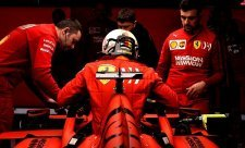 Vettel si počínal jako začátečník