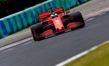 Vettel je před závodem mírným optimistou