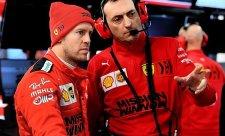 Vettel je příliš starý