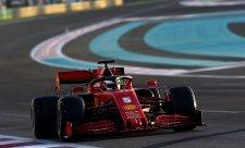 Další z řady Vettelových záhad