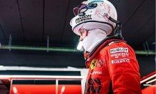 Vettel a Ferrari již nemají společné cíle