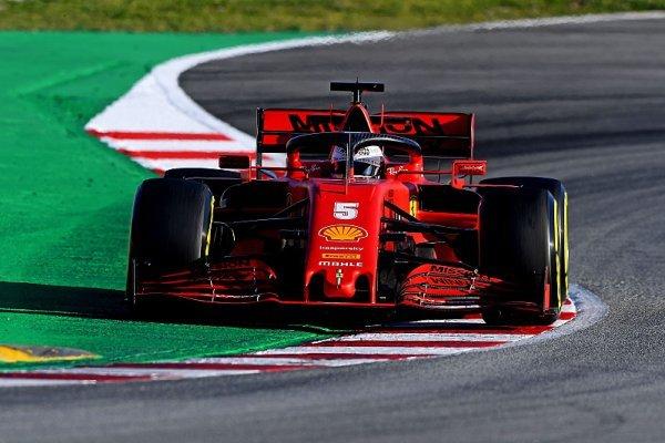 Vettel optimistický, Binotto podstatně méně