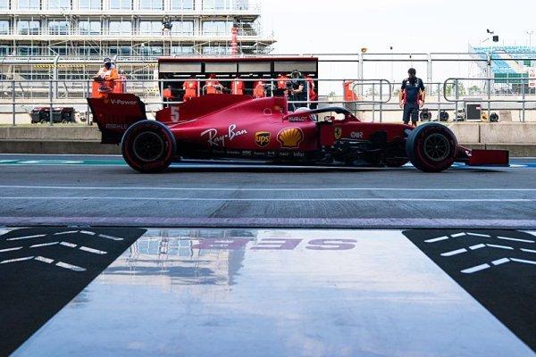 Vettel nejvíce doplatil na vlastní chybu