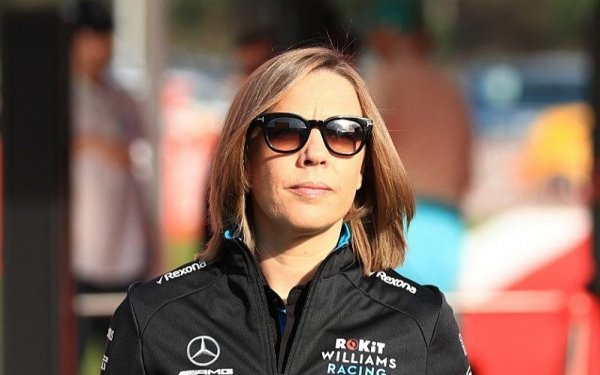 Přelakovaný Mercedes v garáži Williamsu neuvidíme