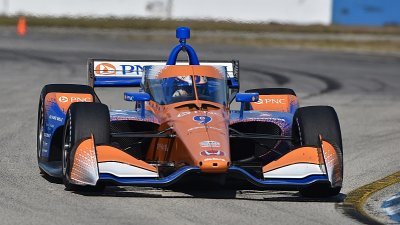 Soukromé testy ovládli Dixon a Rossi