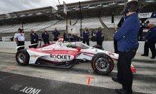 Velká cena odstartuje přípravy na Indy500