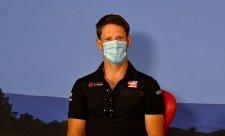 Grosjean se možná opravdu sveze s Mercedesem