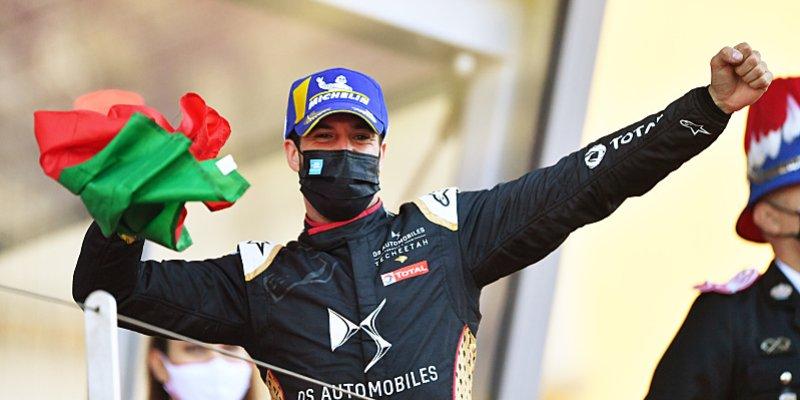 Da Costa v závěru ukořistil první letošní vítězství