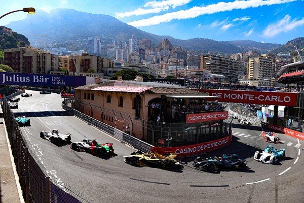 Formule E poprvé v Monte Carlu se vší parádou