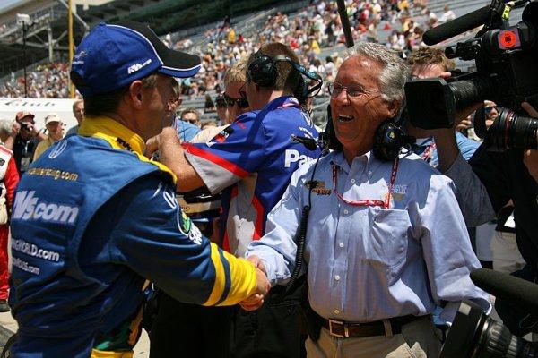 Zemřel Aldo Andretti, dvojče legendárního Maria