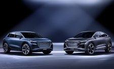 Světová premiéra Audi Q4 e-tron