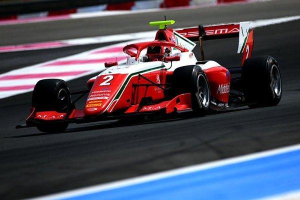 Leclerc nabídnutou příležitost nezahodil