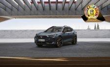 Cupra Formentor je finalistou ankety Auto roku 2021