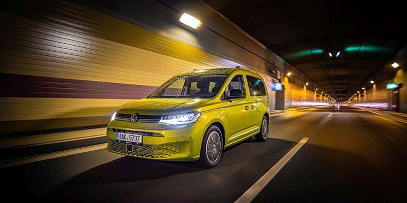 Nový Volkswagen Caddy už má české ceny