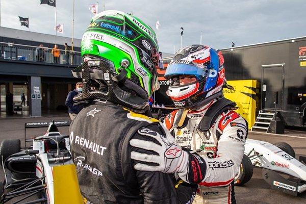 Dva junioři Alpine v MP Motorsportu