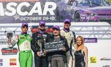 Doubek bojuje o titul ve druhé lize evropských NASCAR