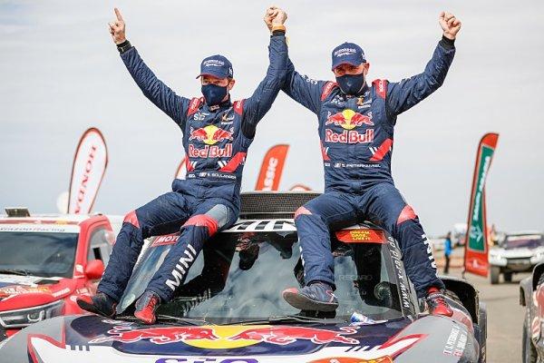Peterhansel vyhrál svůj čtrnáctý Dakar