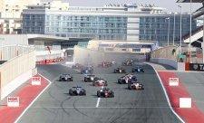 Asijskou F3 zahájili vítězně Žou a Chovet