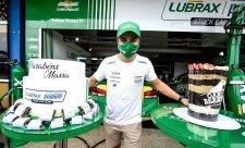 Chci vidět dalšího Brazilce ve F1, říká Massa